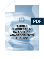 Manual Fluor e Fluoretacao Da Agua