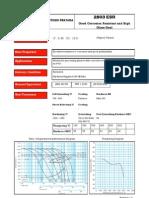 2083 ESR Datasheet
