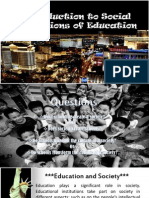 introductiontosocialdimensionsofeducation-120808065827-phpapp02