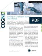 Crafting an End-to-End Pharma GRC Strategy