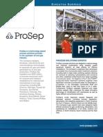 ProSep Company Profile Brochures.pdf