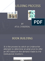 Book Bulding Process