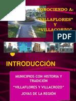 Descubriendo Nuestras Raices Villaflores y Villacorzo
