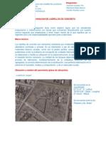 Proceso de Elaboracion Del Ladrillo de Concreto