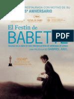Menu Babette