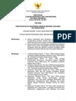 Regulasi Pangan BPOM No HK.00.06.1.52.4011