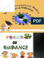 forms of guidance