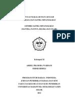 Bab 2 Makalah Sastra Minangkabau