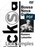 Bossa Nova Guitar by Romero Lubambo