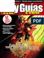 PlayMania Guias & Trucos - Legend of the Dragoon, 2013