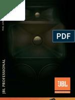 JBL Full Line Catalog