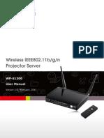 Brochure, VGA2WIFI, Edimax Wp-s1300_Manual