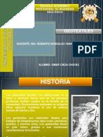 Geotecnia y Geotextiles
