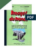 Géographie CE1-CE2 Images du Monde Audrin-Dechappe