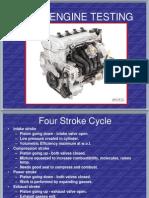 Epc 4 Basic Engine Testing