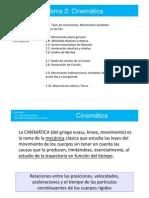 Cinem Tica 01-Tipos de Movimiento 12 13
