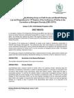 Minutes (Draft) of Biodiversity Working Group Meeting Pakistan- Jan 13- 2012 (draft).docx