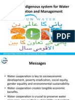 Karez An Indigenous system for Water Cooperation and Management in Pakistan.pptx
