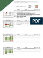 Calendário Especial da UEPB 2013 - 2014
