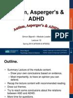 Autism Asperger