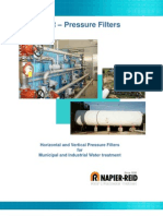 Pressure Filter - Brochure