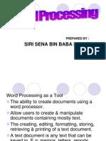Topic 11 Spreedsheet&Database