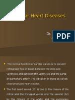 Valvular Heart Diseases