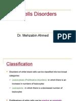 WBC Disorders