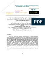 A Novel Software Interval Type - 2 Fuzzy Effort Estimation Model Using S-fuzzy