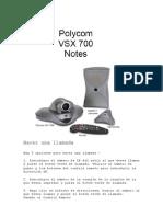 Videotelefono Vsx 7000 Instrucciones Castellano