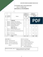 Mechanical Engineering Revised Sylabus2013-14