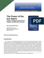 The power of 2X2 matrix.pdf
