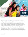Partner Windows Brand GuidelinesPartner Windows Brand Guidelines