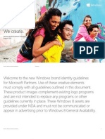 Partner Windows Brand GuidelinesPartner Windows Brand Guidelines