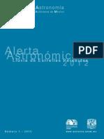 Alerta Perseidas 2012