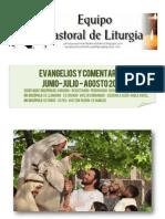 Evangelios y comentarios. Junio-Julio-Agosto 2013. TO. Ciclo C.pdf
