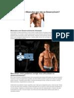 Como Aumentar Músculos que não se Desenvolvem