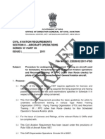 DGCA Type Rating Syllabus