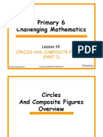 Math - P6 (Circles)