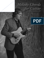 Allan Holdsworth-Melody Chords for Guitar