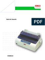 Impresora Okidata Microline 1120