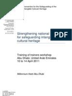 Abu Dhabi Workshop Outline Ver 1
