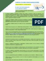 Ventajas Diputaciones, Gobiernos Regionales