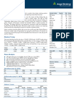 Market Outlook, 12-07-2013
