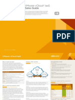 VMware vCloud IaaS Sales Guide