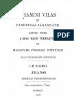 Bhamini Vilasa Of Panditraj Jagannatha [1984].pdf
