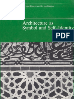 Jonathan G. Katz (Editor)-Architecture as Symbol and Self-Identity-Aga Khan Award for Architecture(1980)