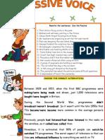 Islcollective Worksheets Preintermediate a2 Intermediate b1 Adult High School Writing Part Passive Voice 4 Febrero 63694f2d107f7a30d9 04784879