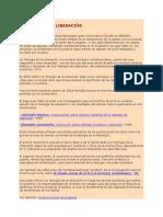 TEOLOGIA DE LA LIBERACIÓN