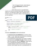Programacion en Pascal